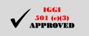 IGGI 501c3 Approved